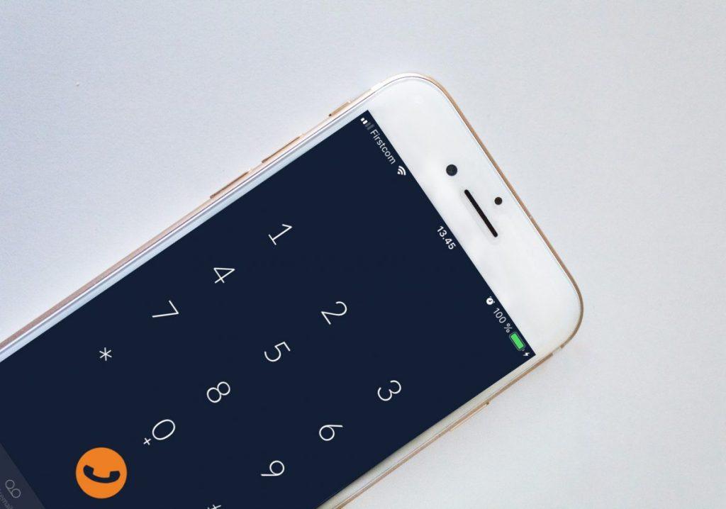 universe softphone dialer app