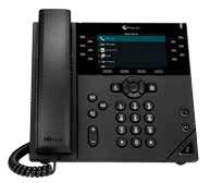 Poly VVX 450 IP phone image