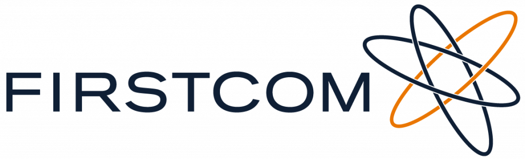 Firstcom logo